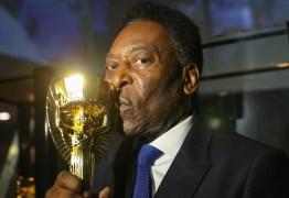 Problemas de saúde: Pelé cancela entrega de troféu a campeão carioca
