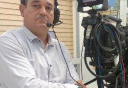 Cinegrafista da TV Correio, Ramos Lucena, morre em hospital de João Pessoa
