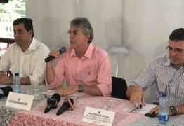 """""""SOU LEAL AO PROJETO"""": Ricardo Coutinho anuncia que deve permanecer no Governo da Paraíba"""