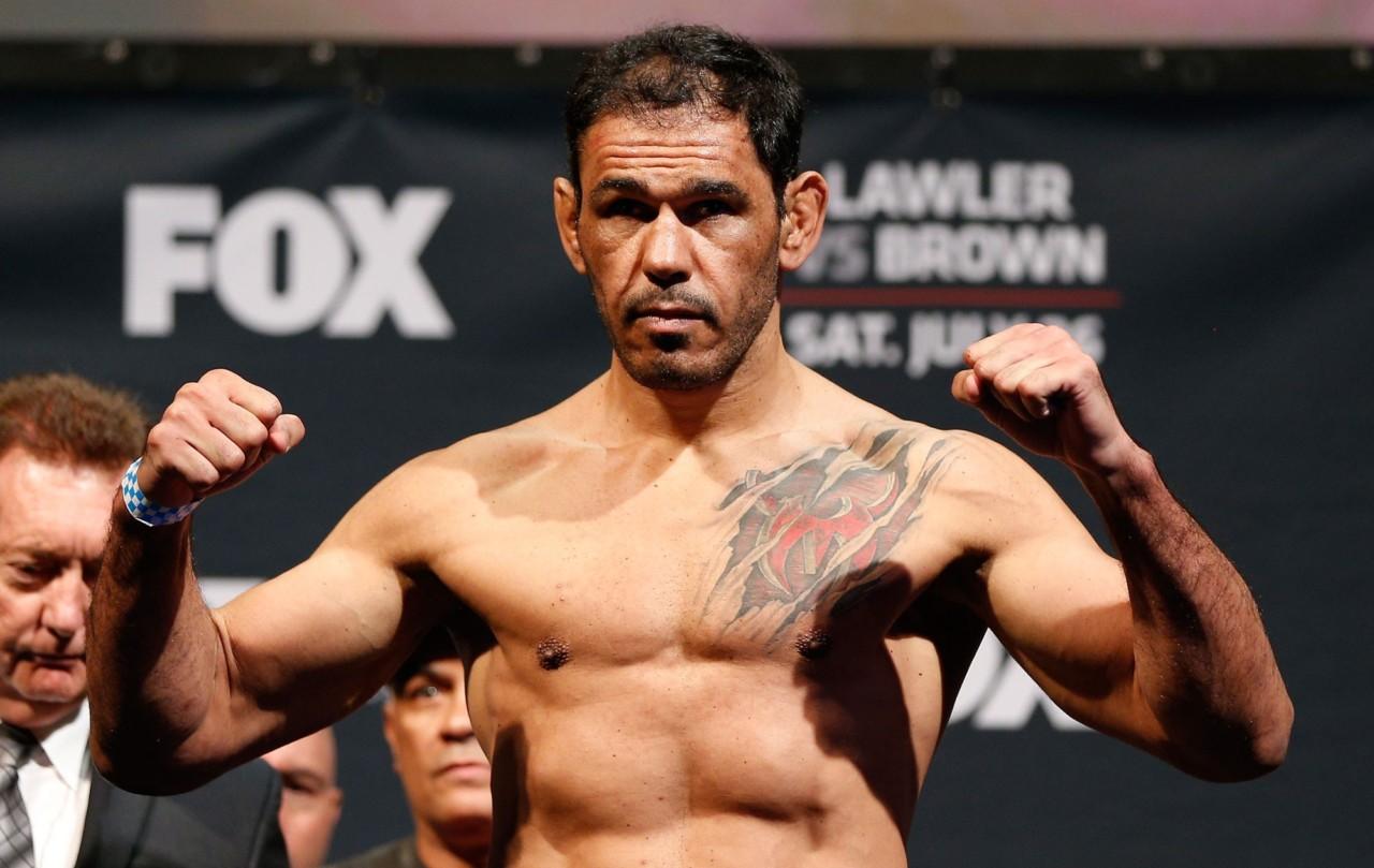 rogerio minotouro - Retorno de Rogério Minotouro é marcado para o UFC São Paulo