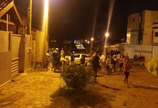 rua - TRAGÉDIA: Jovem invade bar e mata o próprio pai e a madrasta em Campina Grande