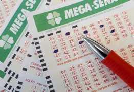 SORTE GRANDE: Mega-Sena pode pagar R$ 105 milhões neste sábado