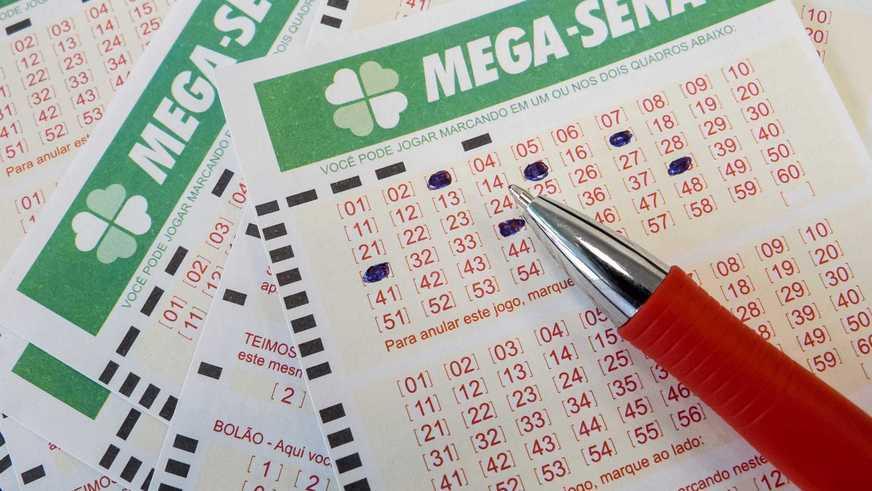 show mega - DIA DE SORTE: Mega-Sena sai para aposta única e paga R$ 9,3 milhões