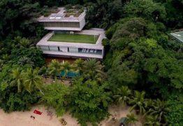 O TRIPLEX DA FAMÍLIA MARINHO: Mansão construída ilegalmente numa área de preservação ambiental – Por Flávio Lúcio