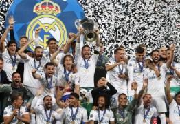 Real Madrid vence Liverpool e conquista a Champions pela 13° vez – VEJA GOLAÇO