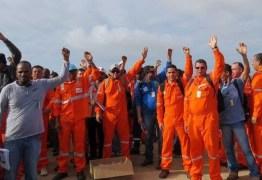 Petroleiros anunciam que entram greve a partir desta quarta-feira