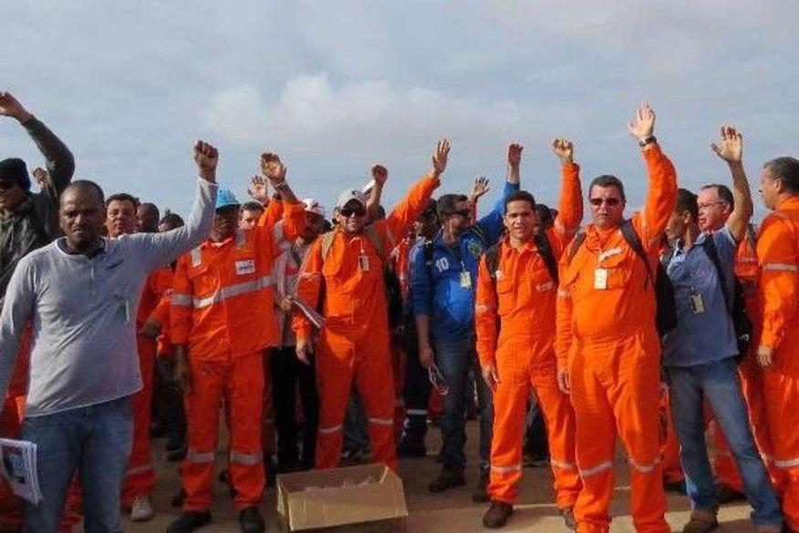 161226 petroleiros greve1 - Petroleiros anunciam que entram greve a partir desta quarta-feira