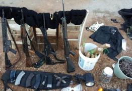 'Novo cangaço' ataca com armas exclusivas do exercito e causa terror em Boqueirão