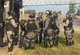 Força Federal Nacional começa a atuar na desobstrução das rodovias pelo Brasil – VEJA VÍDEO