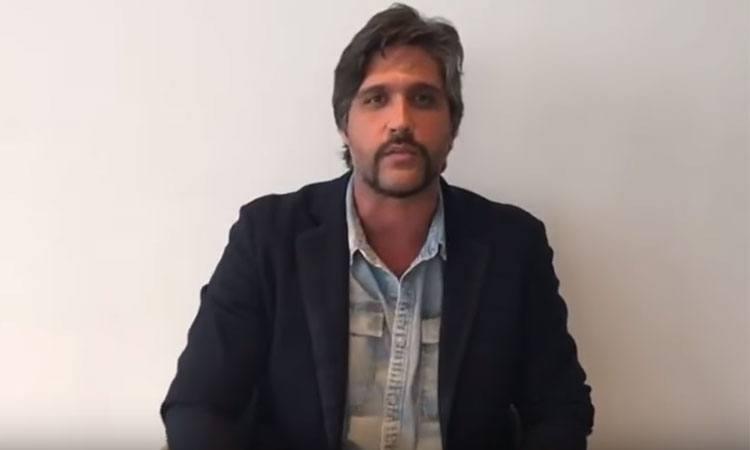 20180526093348546293o - Em vídeo, Léo, da dupla Victor e Léo, apoia caminhoneiros: 'Poucos tiveram coragem'