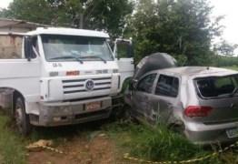 Homem é preso após causar acidente e matar bebê no Agreste da Paraíba