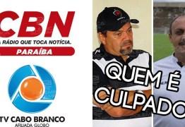 OPERAÇÃO CARTOLA: a Globo jogou o Botafogo na fogueira e só a renúncia da diretoria pode salvar o Clube – Por Flávio Lúcio Vieira