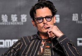 Seguranças processam Johnny Depp por falta de pagamento