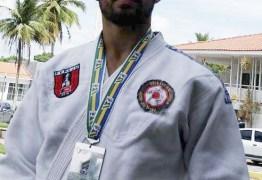 Estudante da UEPB é prata no Brasileiro de Judô