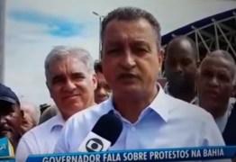 VEJA VÍDEO: Rui Costa fala sobre ICMS para gás de cozinha e diesel na Bahia: 'Temer dobrou o imposto'