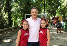 Cartaxo vistoria obras do novo Parque da Bica nesta terça-feira