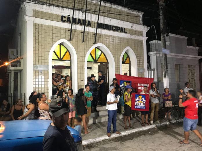 IMG 20180522 WA0030 696x522 - OPERAÇÃO XEQUE-MATE: Processo de impeachment do prefeito de Cabedelo Leto Viana é adiado