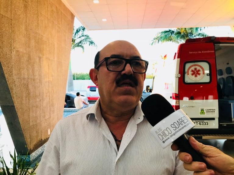 IMG 1419 1 - Ouça os áudios: Deca diz que continua a disposição do PSDB e destaca as qualidades de Rômulo Gouveia