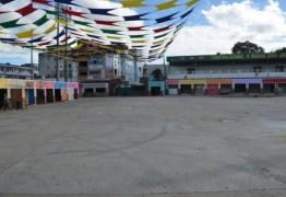 CAMPINA GRANDE: estrutura do Maior São João do Mundo já está pronta
