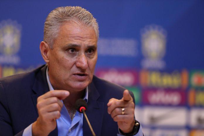 TITE - Tite quer Coutinho, Neymar, Gabriel Jesus e Firmino no setor ofensivo