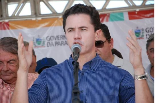 VENEZIANO VITAL DO REGO 1 - Veneziano critica tamanho do estado brasileiro e fala em acabar com privilégios