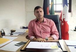 Vítor Hugo envia à Câmara Projeto de Lei que concede aumento de 15% aos professores de Cabedelo
