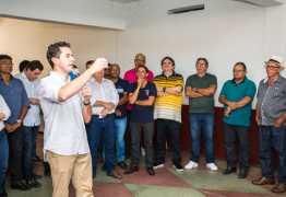 Veneziano recebe apoio de prefeita e lideranças de São Bentinho