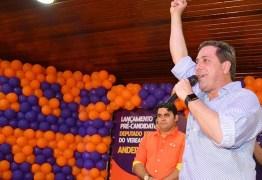 Gervásio participa de pré-lançamento da candidatura de Anderson Maia e destaca importância da continuidade do projeto