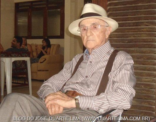 aloysio pereira - Morre ex-deputado Alysio Pereira aos 95 anos de idade