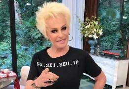 Ana Maria causa polêmica ao usar peruca black power no Mais Você