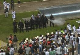 Treze perde mando de campo em 4 jogos por confusão da torcida no Paraibano