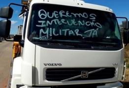 15 ANOS DE CADEIA: Caminhoneiros podem ser condenados por defender Golpe Militar; crimes previstos na Lei de Segurança Nacional – ENTENDA