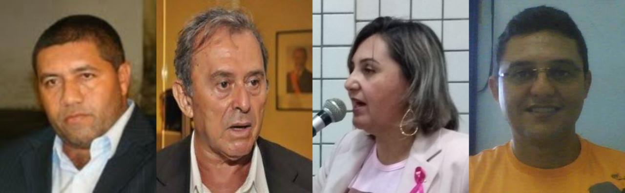 familia regis 1 - HERANÇA MILIONÁRIA: Família Régis custa mais de R$ 1 milhão por ano à Prefeitura de Cabedelo