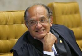 Gilmar será o relator de ação contra Eduardo por apologia ao AI-5