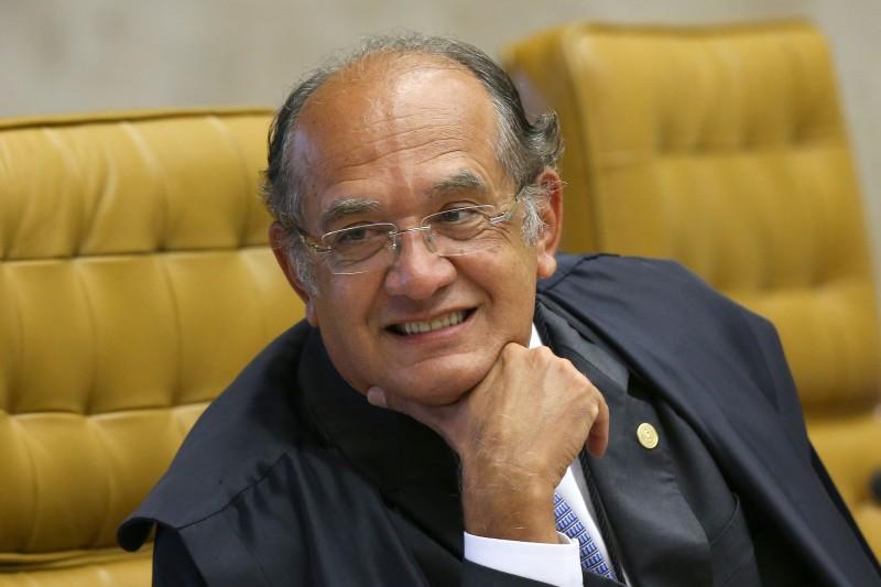 gilmarmendes 14 05 - Gilmar será o relator de ação contra Eduardo por apologia ao AI-5