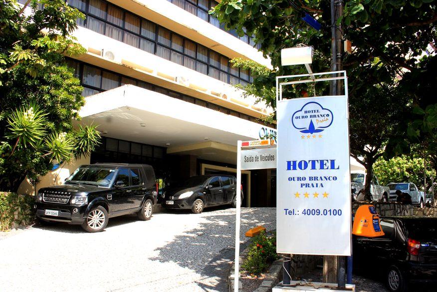 hotel ouro branco walla santos 27 - Justiça leva a leilão Hotel Ouro Branco junto com outros bens móveis e imóveis