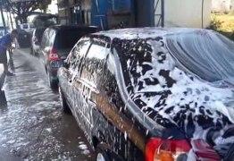 LAVA JATO VIP: Prefeito de São Bento vai gastar 75 mil reais por ano só com lavagem de carro