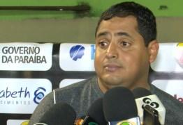 Leston Júnior lamenta a derrota do Belo para o Atlético-AC: 'O futebol é cruel'