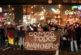 Estados decretam emergência no 6º dia de greve de caminhoneiros
