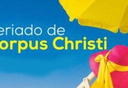 QUINTA-FEIRA:  Feriado de Corpus Christi altera expediente em repartições – ENTENDA