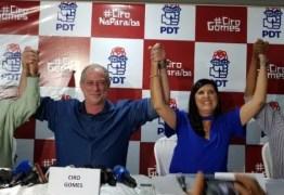PDT se empolga com recepção da pré-candidatura de Lígia e nacional confirma oficialização do nome para julho