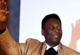 Pelé é liberado por médicos para ir à Copa na Rússia