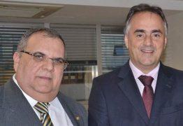 Luciano Cartaxo decreta luto oficial de três dias pelo falecimento do deputado Rômulo Gouveia