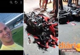TRAGÉDIA: Ex-secretário fica gravemente ferido em acidente