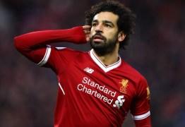 Fisioterapeuta aposta em recuperação de Salah para a Copa do Mundo