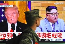 Coreia do Norte suspende reunião com Seul e põe em dúvida encontro com Trump