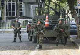 Em nota, Exército esclarece atuação na Paraíba: 'vem atuando, de forma integrada, com diversos órgãos e instituições'
