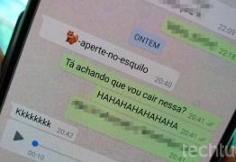 "Emoji ""misterioso"" trava WhatsApp; entenda"