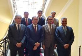 Em carta aberta, governadores da Sudene e negam acordo com governo federal e pedem mudança na Petrobras, Ricardo Coutinho assinou