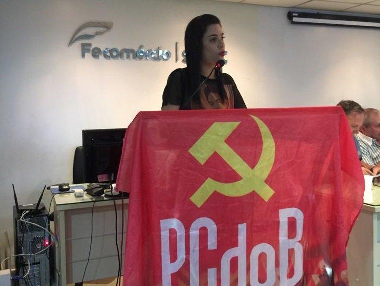 xIMG 20180127 WA0650.jpg.pagespeed.ic .pP0RuVVFMl - PCdoB aposta em novo tom e lança Gregória Benário ao Senado